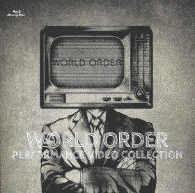 WORLD ORDER「SINGULARITY」(初回限定盤)